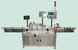 BOTTLE 용 고속 라벨 부착기 (High type auto-labeling machine for  bottle)