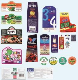 라벨제작 샘플 Label Sample