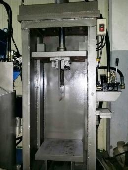 캔압축기, 유압복합기(압축, 절단)
