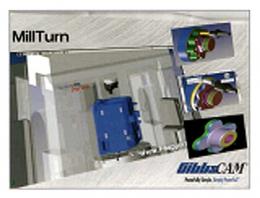 2D / 3D 턴밀용(밀링+선반) 깁스캠 (GIBBS CAM)