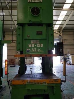 c형 싱글프레스 150톤