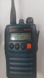 중고무전기 E-TECH,NIS400