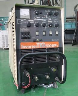 (HITACHI) 인버터 TIG 500NPⅡ