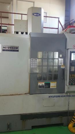 HI-V450M(머시닝센타)