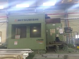 MITSUBISHI 5_AXIS 가공기