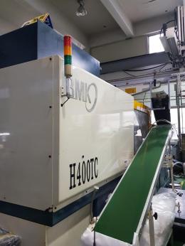 BMK 이중사출기 400톤  2009년식 풀셋트 사출기