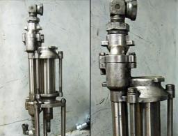 중고 에어리스 / HI-FLO PUMP / 펌프 / 에어리스 도장기 / 중고 도장기 / 도장기기 / 에어리스펌프