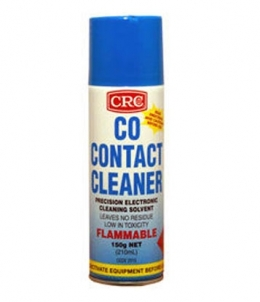 CRC세척제,CO CONTACT CLEANER,전기접점 세척부활제,세척제