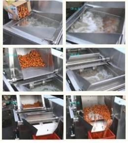 버켓세척기,포도자동세척기,과일세척기.세척기