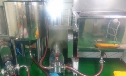 식품펌프, 고추장이송펌프