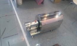 로브펌프 일체형