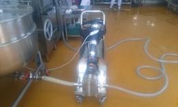 식품펌프, 식혜이송 / 이동형펌프