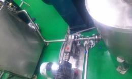 식품펌프, 참기름 이송펌프