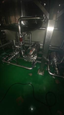 로브펌프,식품펌프