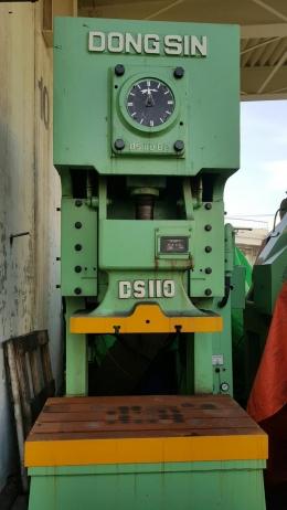 프레스110톤