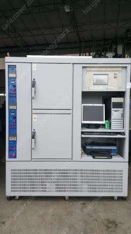 JEC LDS-9000 레이저 다이오드 노후 테스트기