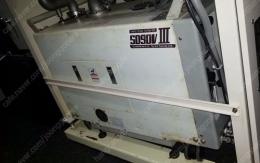 KASHIYAMA SCREW DRY PUMP SD90V 5마력 드라이 펌프