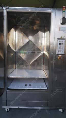 대형 산업용 오븐 내부크기 100x190x100(cm)