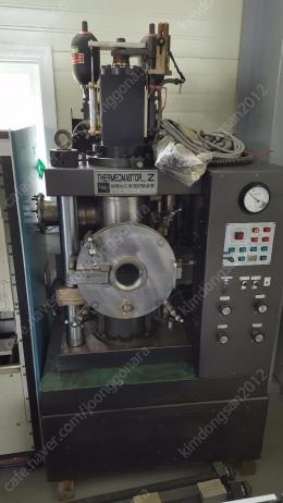 열간압축변형 시험기 THERMECMASTOR-Z 고온 압축기