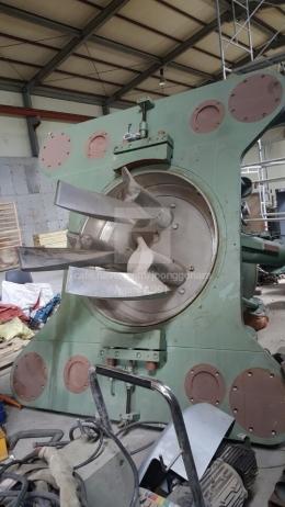 drais draiswerke GmbH 독일 대형 산업용 반죽기