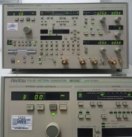 Anritsu MP1763C Pulse Pattern Generator, 12.5 GB