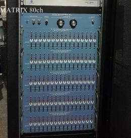 MATRIX 80ch 시그널 제너레타