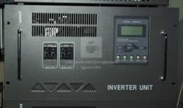 고급 디지털 디스플레이 인버터 in dc48/ out 220V