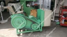 녹색 산업용 소형 파쇄기