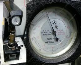 신풍 경도계 입니다. srh-d150 (다이아몬드 콘 분실)