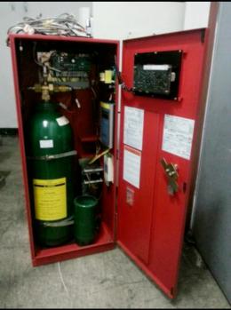 CABINEX-EN cox14 화재 자동 소화 장비