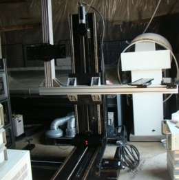 aerotech 특수 삼차원 모션 측정기