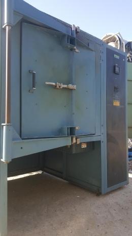 Lindberg 1100도 내부크기 (70x70x100(cm)) 가스분위기 전기로