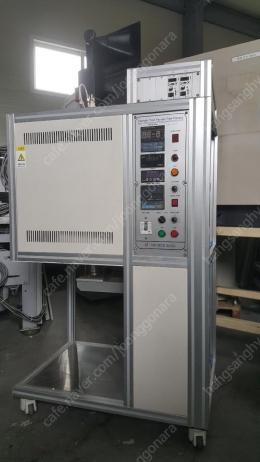 EM테크 진공 튜브 승강 전기로 max 1800도