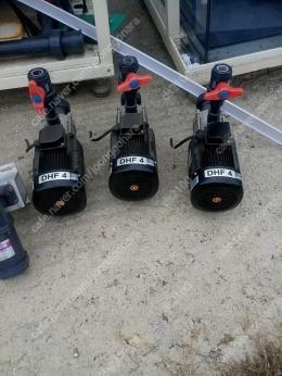 DOOCH횡형다단펌프(DHF-4) 1마력 펌프 9개 일괄판매 90만원