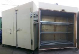 내부가 정말 넓은 산업용 전기 오븐 내부크기 가로 1700 세로1600 폭 950 (mm)