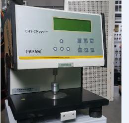 labthink chy-c2 0~2 mm 두께 측정기 필름 종이 두께 측정기