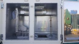 산업용 액상 열충격 시험 장비 챔버