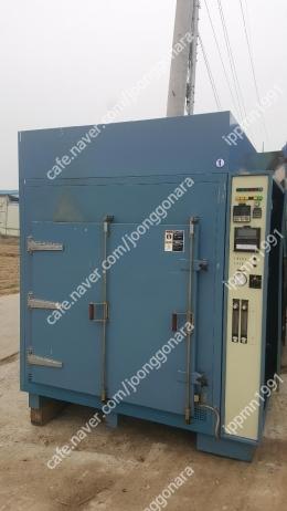 koyo thermo systems 100x100x130(cm) 600도 대형 실험 산업용 전기로