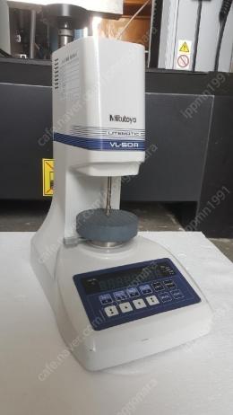 Mitutoyo Litematic VL-50A 두께 측정기