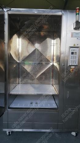 먼지필터 산업용 오븐 (한주제품) 내부크기 100x190x100(cm)