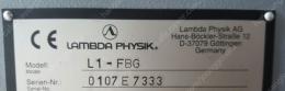 lambda physik excimer laser