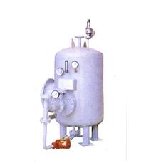 온수가열탱크, 온수탱크