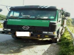 15톤덤프트럭(중고15톤덤프트럭)쌍용15톤COTV급판매