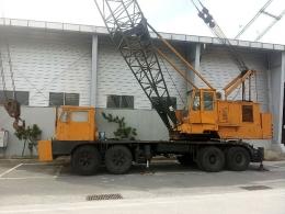 앵글타이어크레인(중고앵글타이어크레인)CLARK-990-TC앵글타이어(90톤)