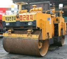 미니단뎀로울러(중고미니단뎀로울러)버막BW123AD(4톤)급판매