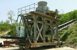 바막(중고바막)매조 바막400톤~500톤 급판매