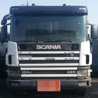 덤프트럭(중고덤프트럭)스카이나420급판매