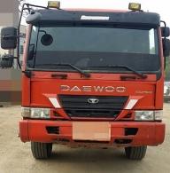 덤프트럭(중고덤프트럭)대우DDC405압사바리 급판매