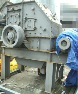 임팩트크라샤(중고임팩트크라샤)150톤 임팩트크라샤 급판매