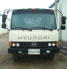 미니추레라(중고미니추레라)현대4.5톤트럭-장축 미니추레라 급판매